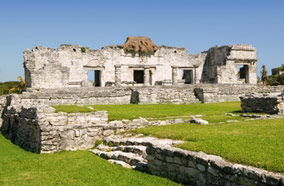 Get cheapest airfares to Mayan Ruins in Cancun