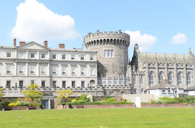 Find low fare tickets to Dublin Castle in Dublin