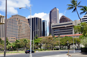 Get cheapest airfares to Honolulu Skyline