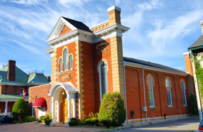 Find low fare tickets to Saint Athanassius Greek Orthodox Church in Kingston