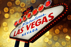 Find low fare tickets to Welcome to Las Vegas sign