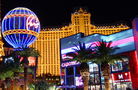 Get cheapest airfares to Las Vegas