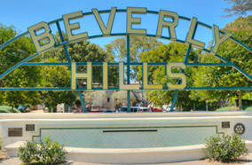 Get cheapest airfares to Beverly Hills in Los Angeles