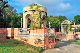 Get cheapest airfares to Miami Vizcaya museum in Miami