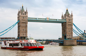 Get discount flights to London Bridge in London