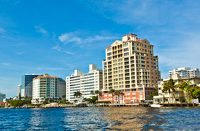 Get discount flights to Skyline of Fort Lauderdale