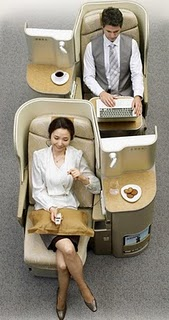 Asiana Airlines New Business Class Seats Fare Buzz