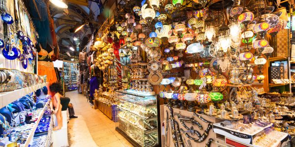 A Guide to Istanbul's Grand Bazaar