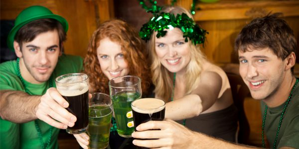 It's time to make your St. Patrick's day plans