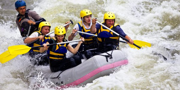 Exciting river adventures during Caribbean sojourn