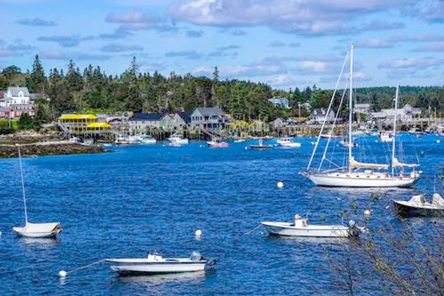 Maine - Enjoy Summer Holidays