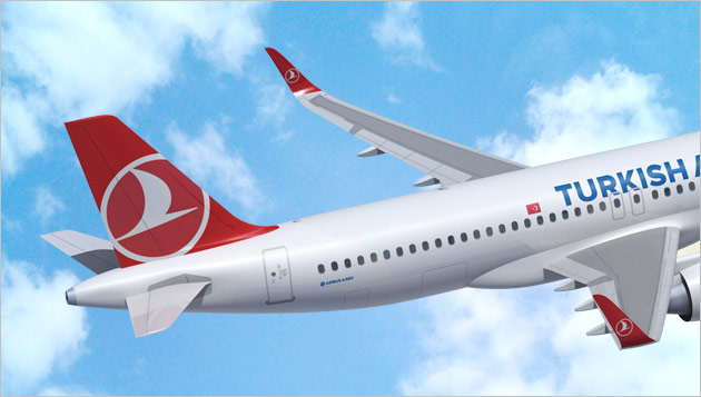 Turkish Airlines increased baggage allowance