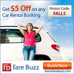 Fare Buzz Car Rentals