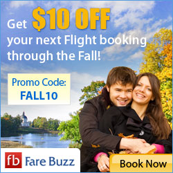 Fare Buzz Fall Flights