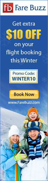 Fare Buzz Winter Flight Deals