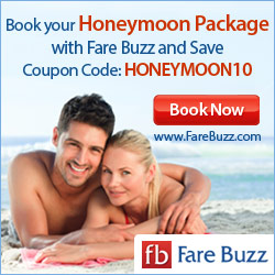 Fare Buzz Honeymoon Packages