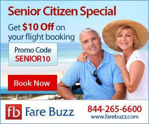 Fare Buzz - Senior Discount