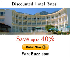 Hotel Deals - up to 40% off