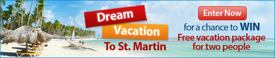 WIN a Dream Vacation to St. Martin