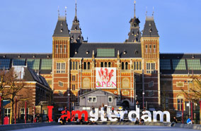 Find low fare tickets to am amsterdam