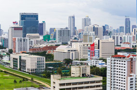 Get cheapest airfares to high-rise buildings in Bangkok