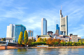 Get discount flights to Frankfurt am Main
