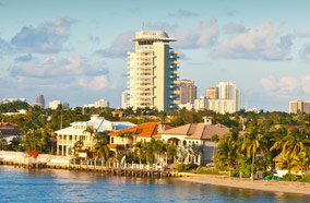 Get discount flights to Ft. Lauderdale Beach in Fort Lauderdale