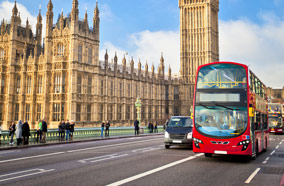 Find low fare tickets to Houses of Parliament in London