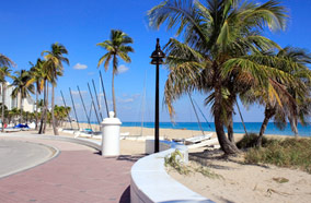 Get cheapest airfares to Fort Lauderdale Beach Park
