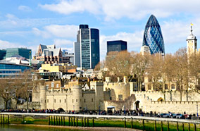 Get cheapest airfares to Tower of London