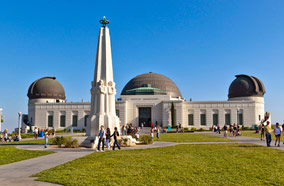 Get cheapest airfares to Griffith Observatory in Los Angeles