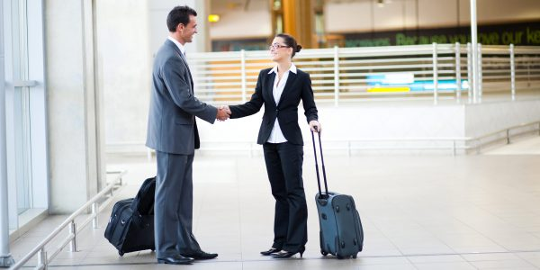 Pampering business travelers becomes phenomenon with airlines