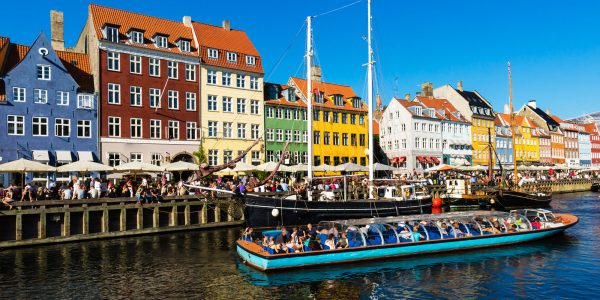The Tourist Calendar to Copenhagen