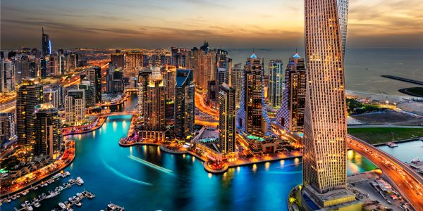 Top 4 things to do in Dubai