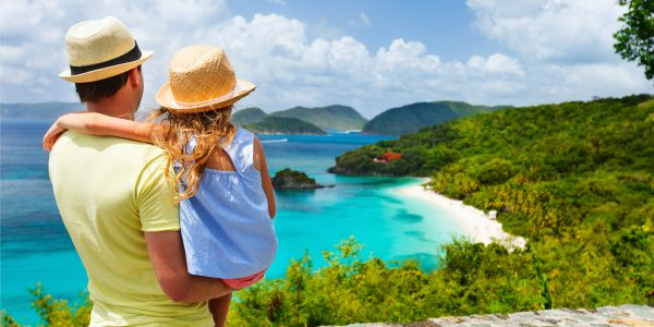 U.S. Virgin Islands – Exotic and Affordable Caribbean getaway!