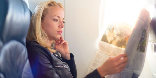 6 tips for surviving a long flight