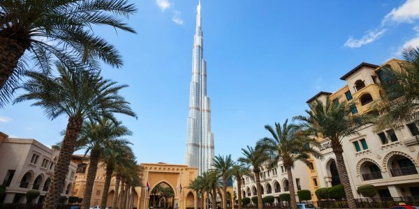 How to see the top 5 tallest buildings in the world
