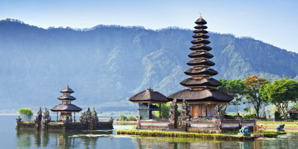 Start your year fresh in Bali
