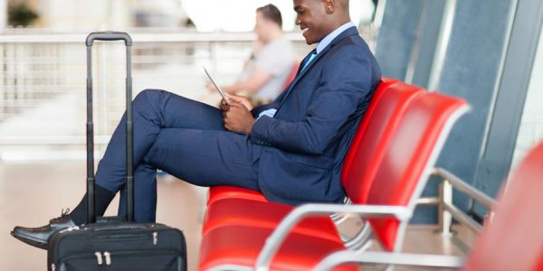 How to stay healthy when traveling for business