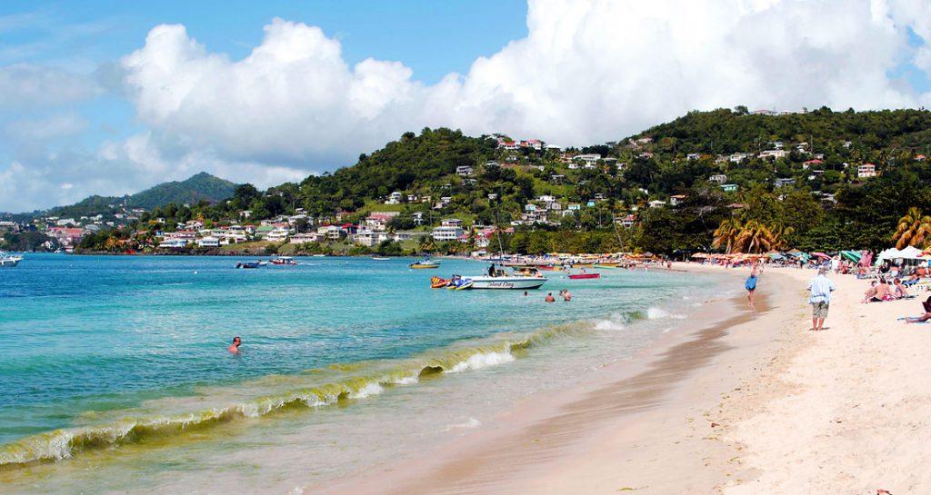 Grenada-Beach