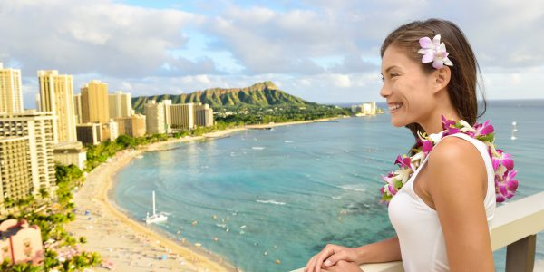 Get rid of your winter blues with a trip to Honolulu