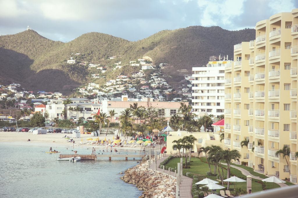 St Maarten Bay Beach