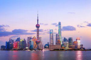 China 2 Shanghai