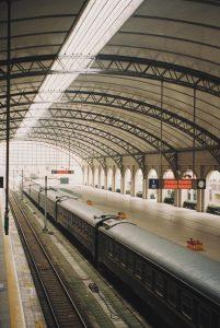 China 6 Train