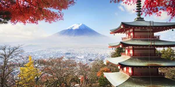 Japan-the perennially au courant destination