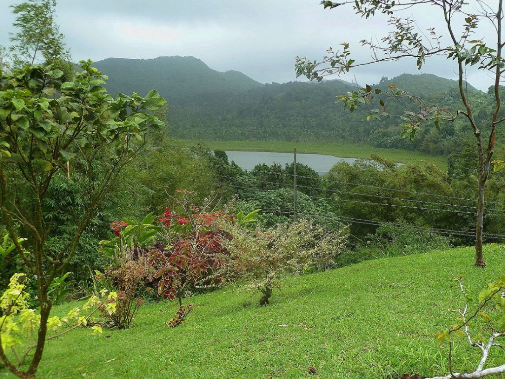 Grenada_Karibik_Grand_Etang_Lake