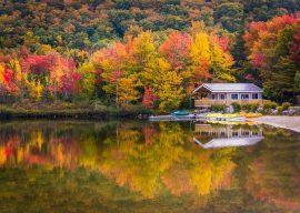 Hike New England for Blazing Fall Foliage