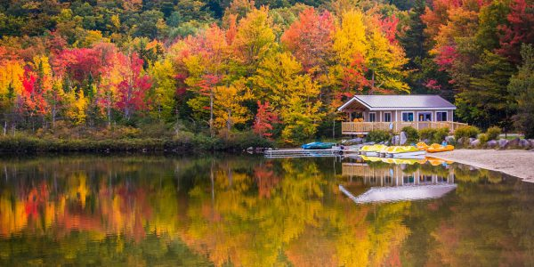 Hike New England for Blazing Fall Foliage