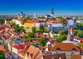 Take a Ferry to the Medieval City of Tallinn, Estonia