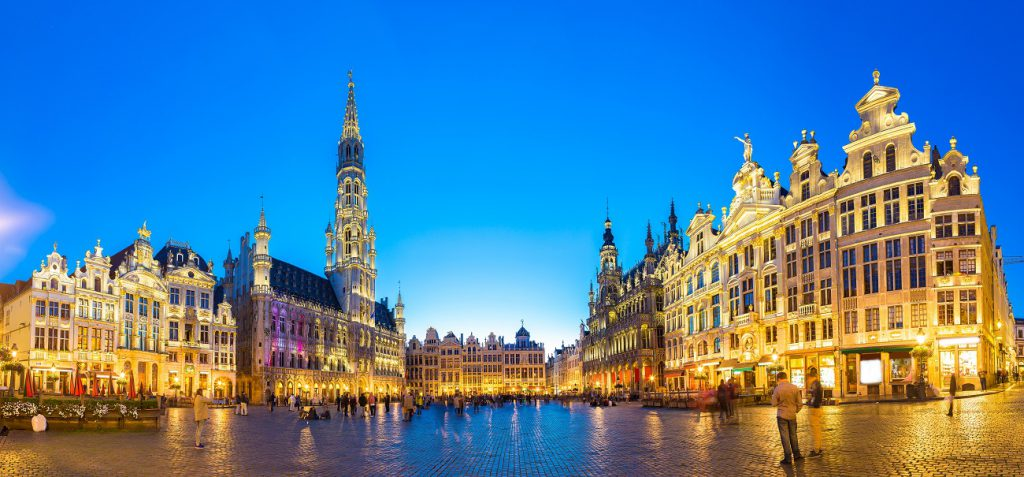 The Grand Place in Brussels Fare Buzz